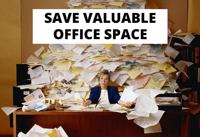 AST office records storage boston
